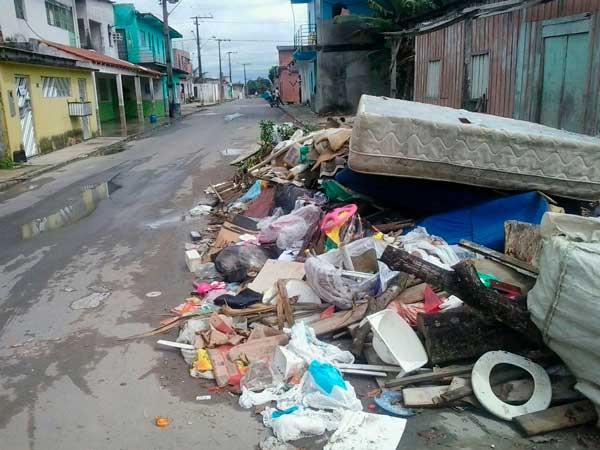 Semulsp deativa mais duas lixeia viciadas em Manaus