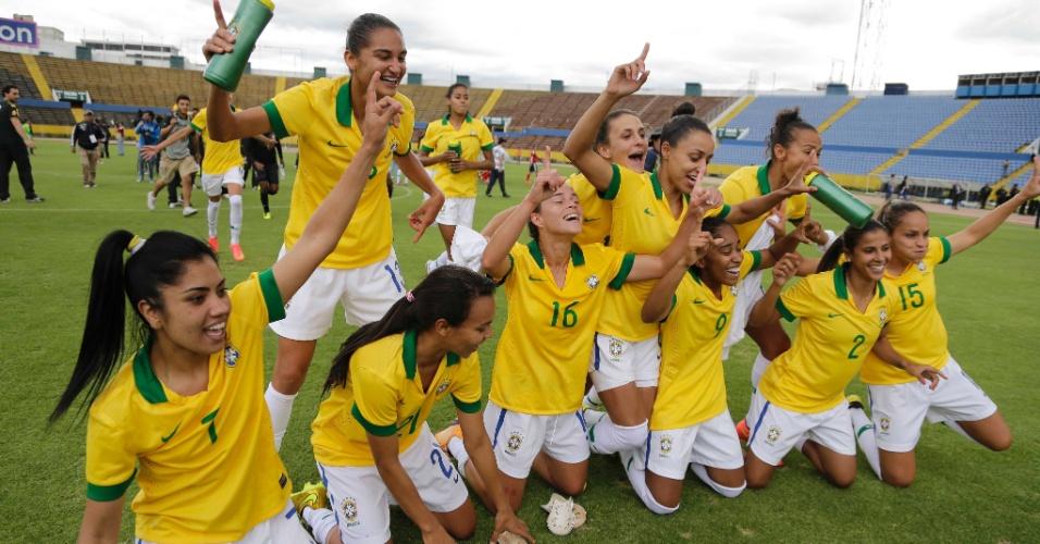 Futebol feminino  Não tem mais ingressos para Brasil e África do Sul 6ff56f9d1b23f