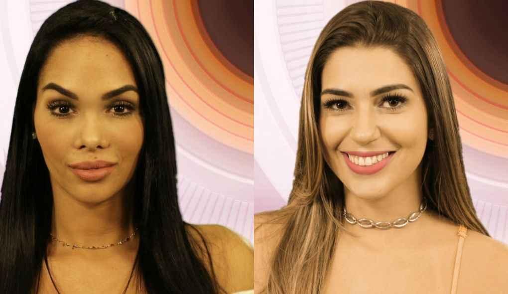 Vivian e Mayara são as primeiras líderes do BBB 17