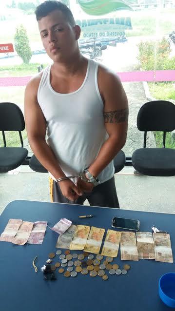 OO traficante cololmbiano preso